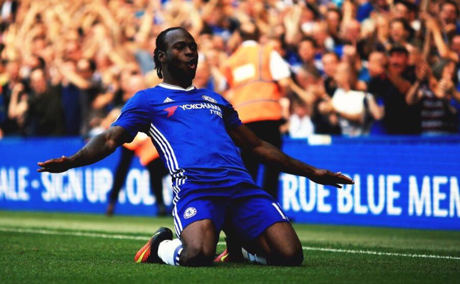 """Victor Moses On Twitter: """"Amazing Feeling To Win Today In"""