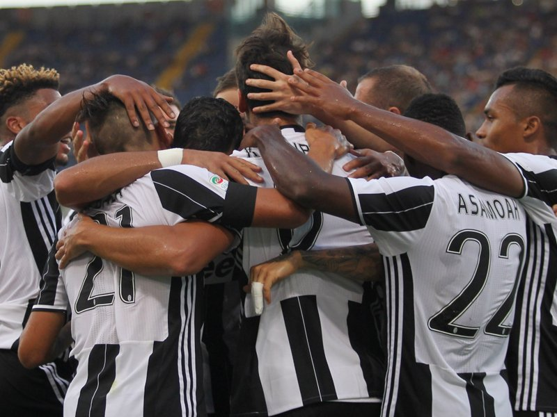 VIDEO Lazio Juventus 0-1: entra Higuain e segna subito Khedira