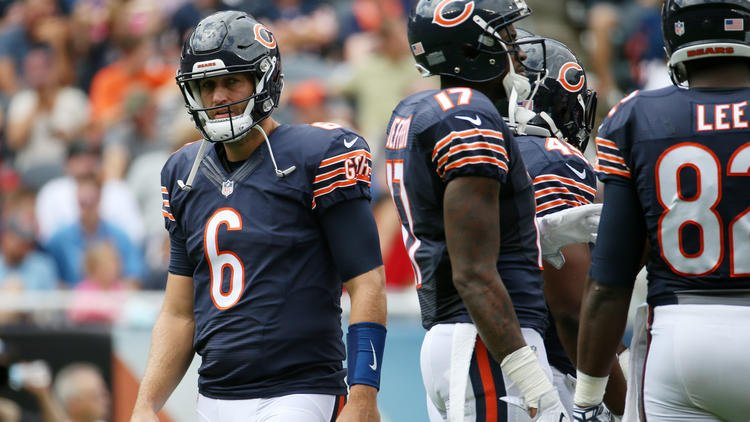 You have every right to feel as fed up as Jay Cutler looked, Bears fans, writes @DavidHaugh