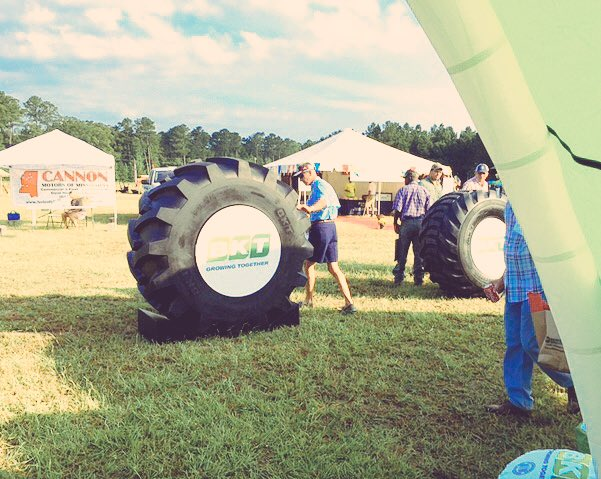 Join BKT at the @MSFES ! Today is the last day to talk to us about our #forestry #tires, we're at booth S-20! https://t.co/LDUp21QJU1