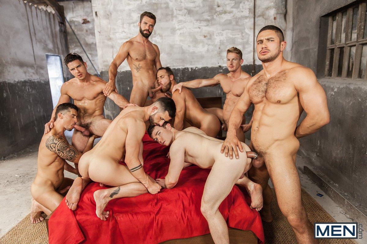 Supergay Orgy
