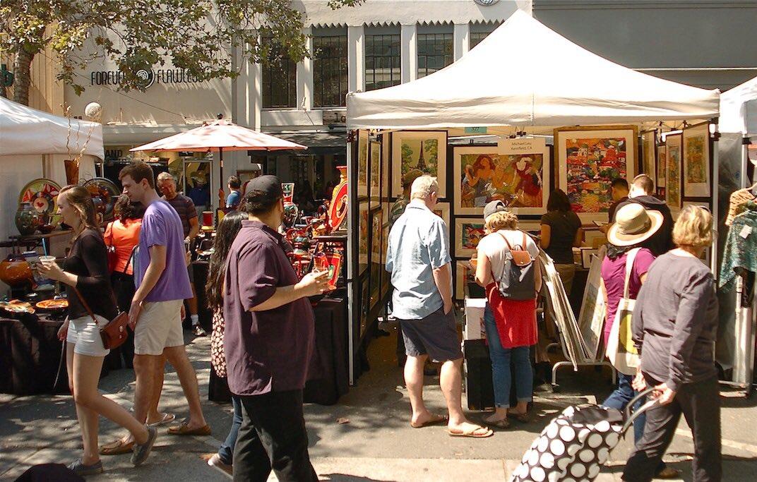Thumbnail for Photos: 35th Annual Palo Alto Festival of the Arts