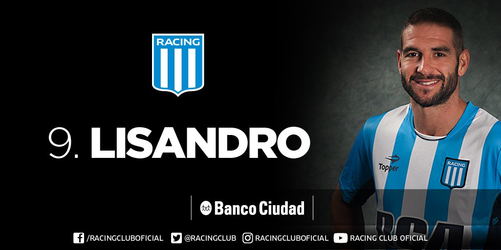 Racing Club On Twitter Racingtalleres Lisandro López