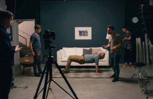 Creativity Pick: Ikea's big catalog secret? A talented furniture impersonator https://t.co/IIRPizarYa https://t.co/dCOqkSCZUX