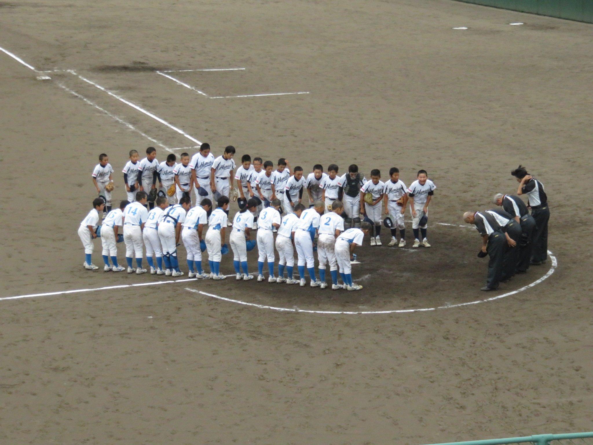 JAカップ 第34回島根県学童野球 県大会