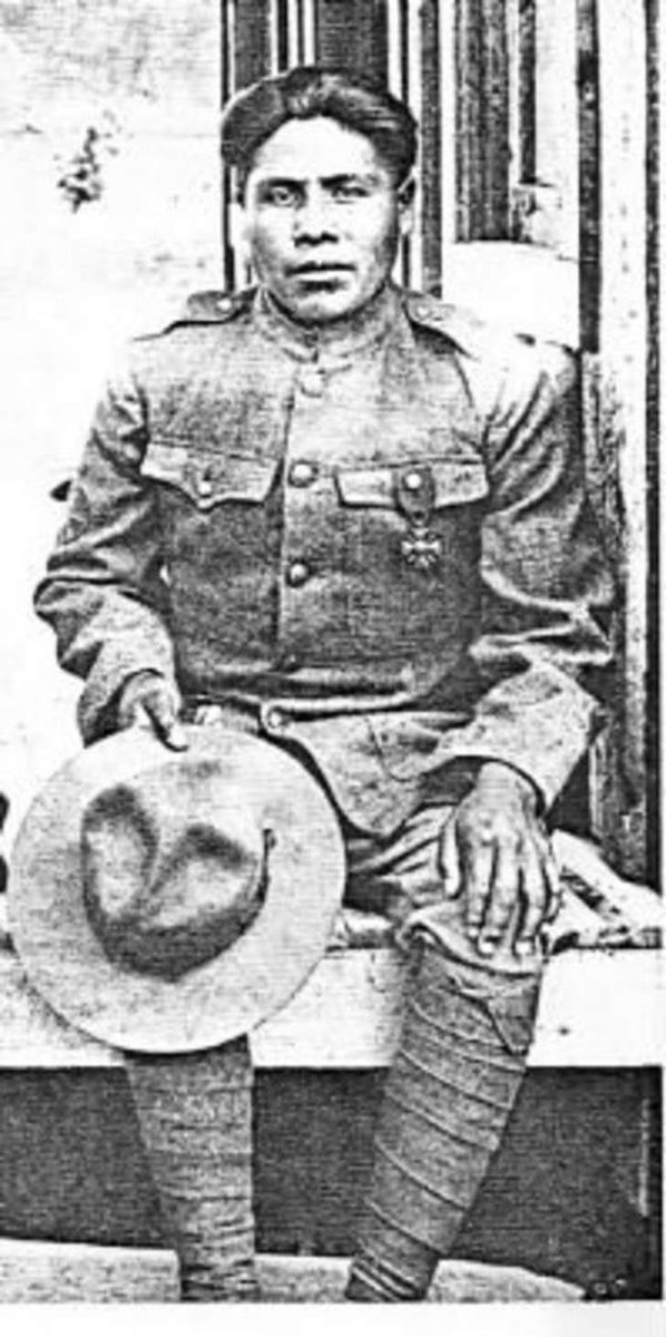 Seeking Austin's help in honoring Joseph Oklahombi, Choctaw hero of WW1