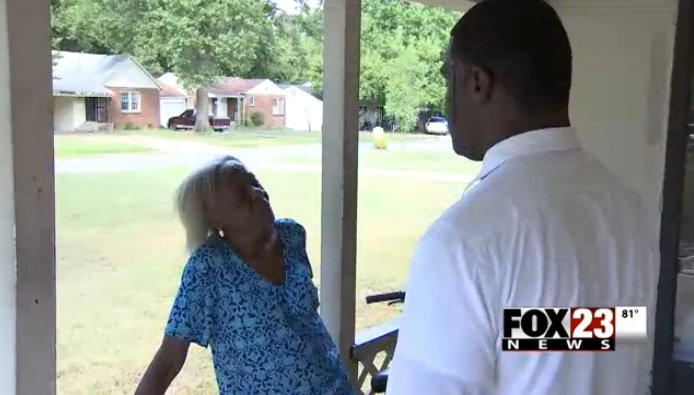 Police release video of officer pepper-spraying 84-year-old woman