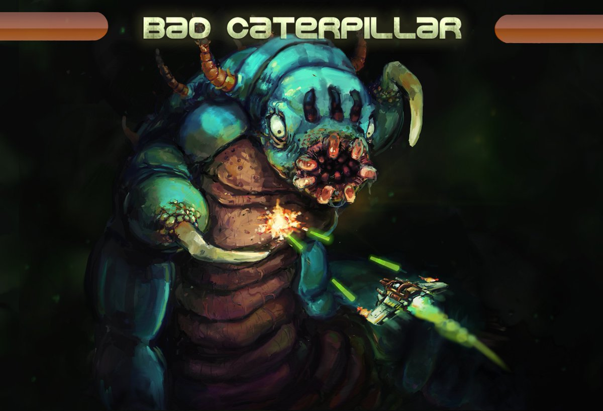 #GameDev My game Bad Caterpillar is far along but I'd love feedback. If you're interested drop me a line. https://t.co/Wb99rnldLN