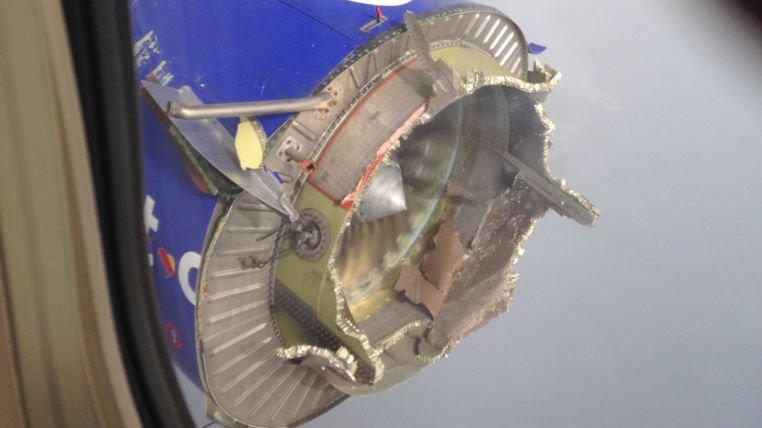 Passengers' Terror As US Plane Engine Falls Apart https://t.co/0WHgxA6aEE https://t.co/IyL8H4ckOE