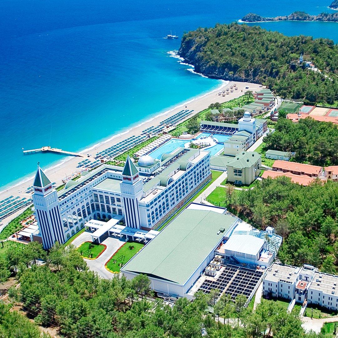 Турция отель амара дольче вита фото