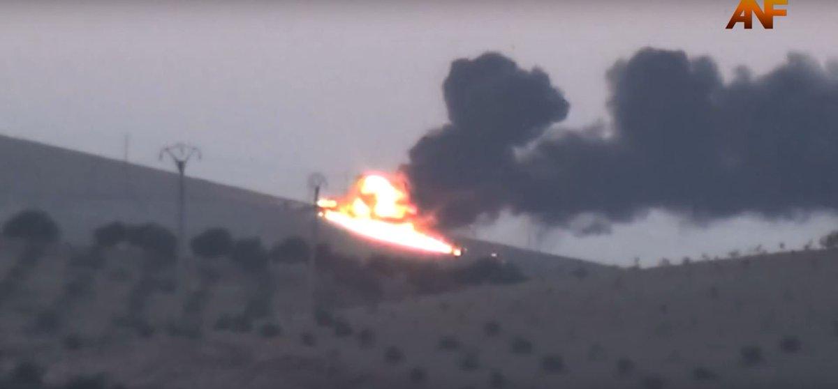 Թուրքական բանակային ստորաբաժանումները լուրջ ռազմատեխնիկական կորուստներն են կրում. Տեսանյութ