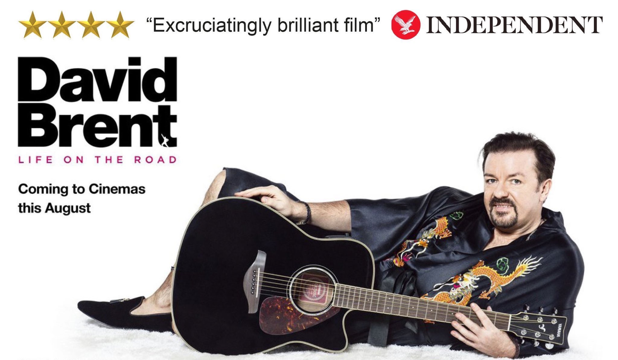 "RT @DavidBrentMovie: ""Excruciatingly brilliant film"" - @Independent https://t.co/IkuVbLnw7R #LifeOnTheRoad https://t.co/iokSzoYBxv"