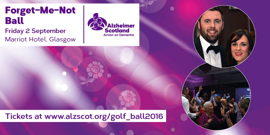 Looking forward to be performing at the @alzscot Ball on Friday! Tickets still available at https://t.co/jwKrFEuYKt https://t.co/7loRwLFylE
