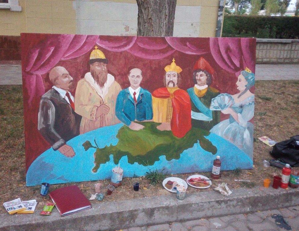 В центре Киева открылась выставка в память о защитниках Иловайска и Саур-Могилы - Цензор.НЕТ 9160