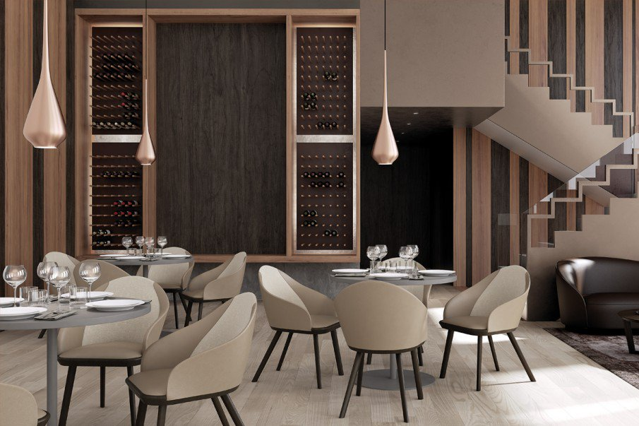beautiful concept image for our brand new Rivolì 5.1arm chair - https://t.co/t7y05WEk6t #Hospitality #Furniture