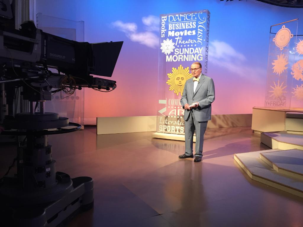 After a remarkable 22 years, our beloved host CharlesOsgood has announced his retirement