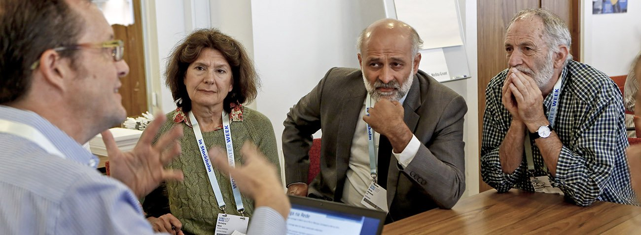 Thumbnail for The World Bank at World Water Week2016: A Recap