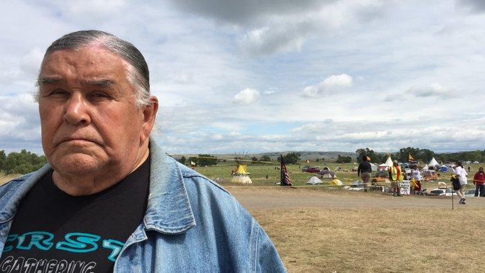 NoDakotaAccess: Native Americans occupy the prairie to block pipeline