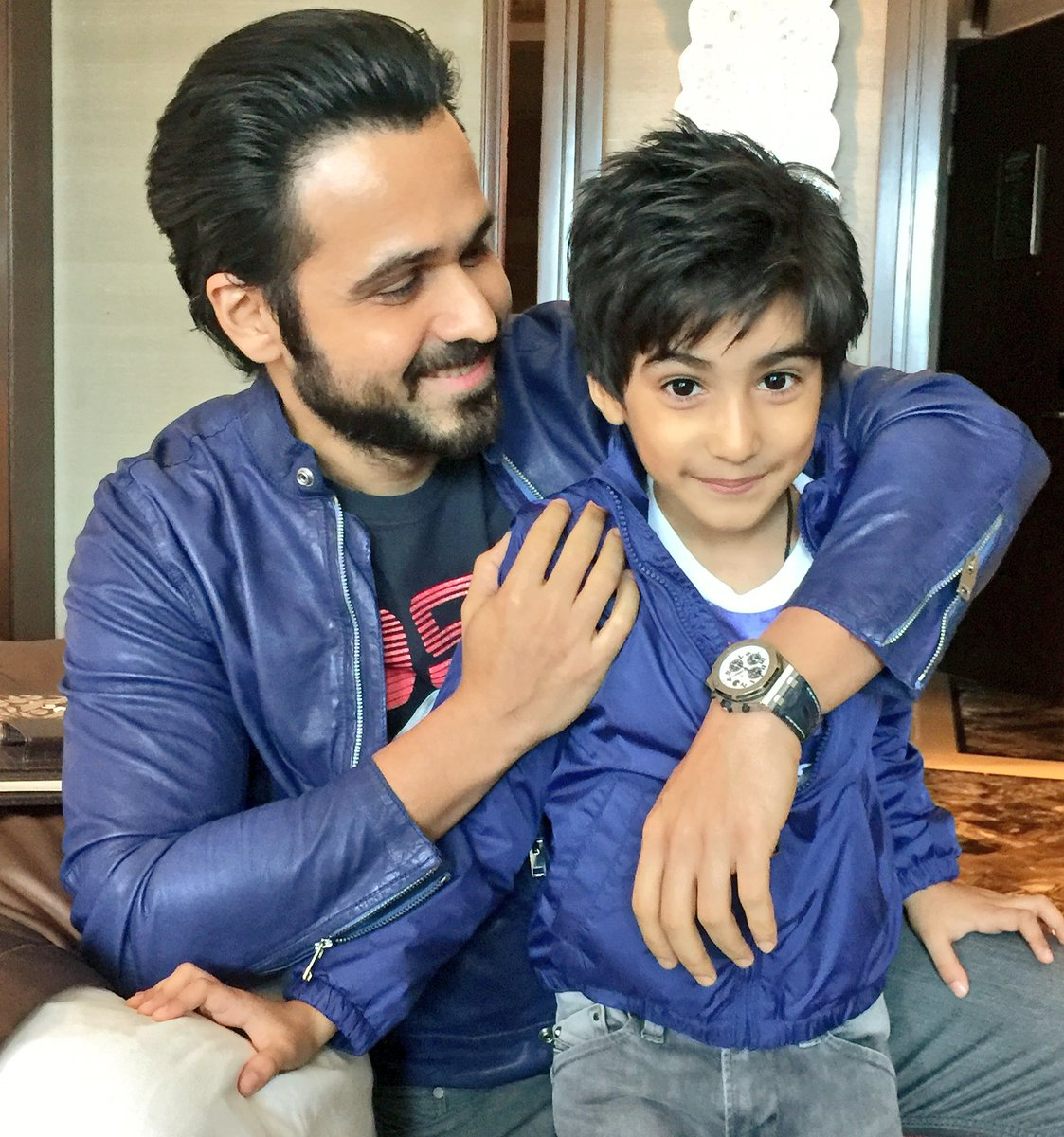 Image result for emraan hashmi son