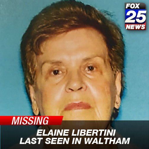 Waltham police searching for missing 79-year-old