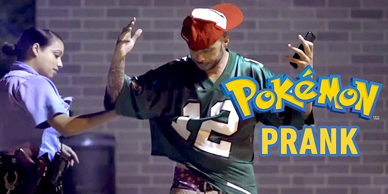 """""""Do You Need Weedle?"""" – Guy Pranks The Cops And Pretends To Be A Pokemon Dealer In Philade… https://t.co/FkXzCHwoDG https://t.co/C3LEtfYBny"""