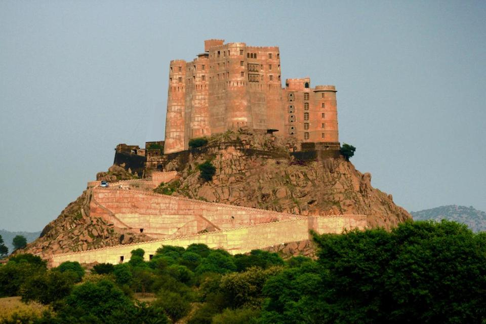 Fort Bishangarh in India is expected to open as a resort with 59 suites