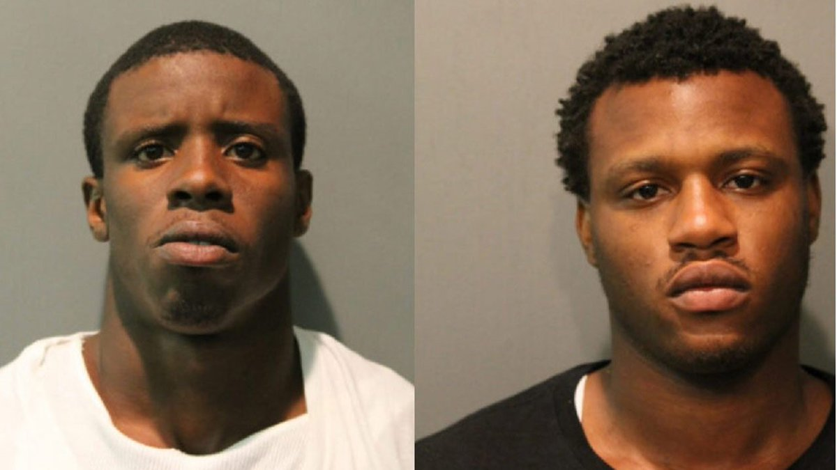 Police: 2 arrested in shooting of Dwyane Wade's cousin