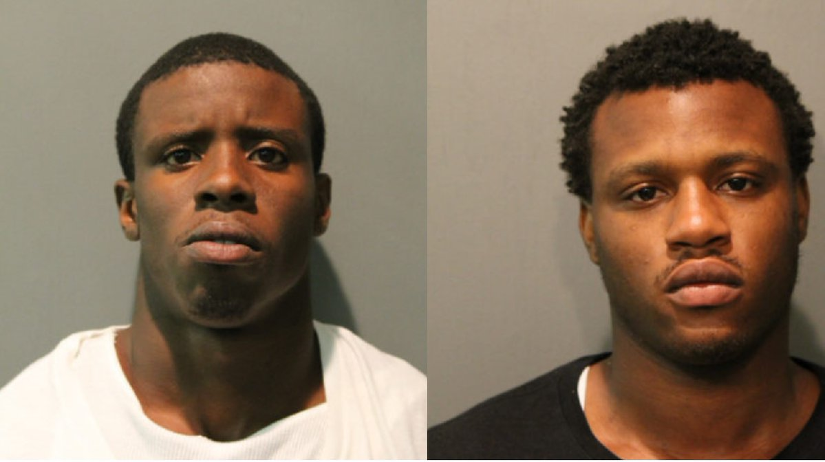 2 brothers charged with the murder of Nykea Aldridge, the cousin of Dwyane Wade.