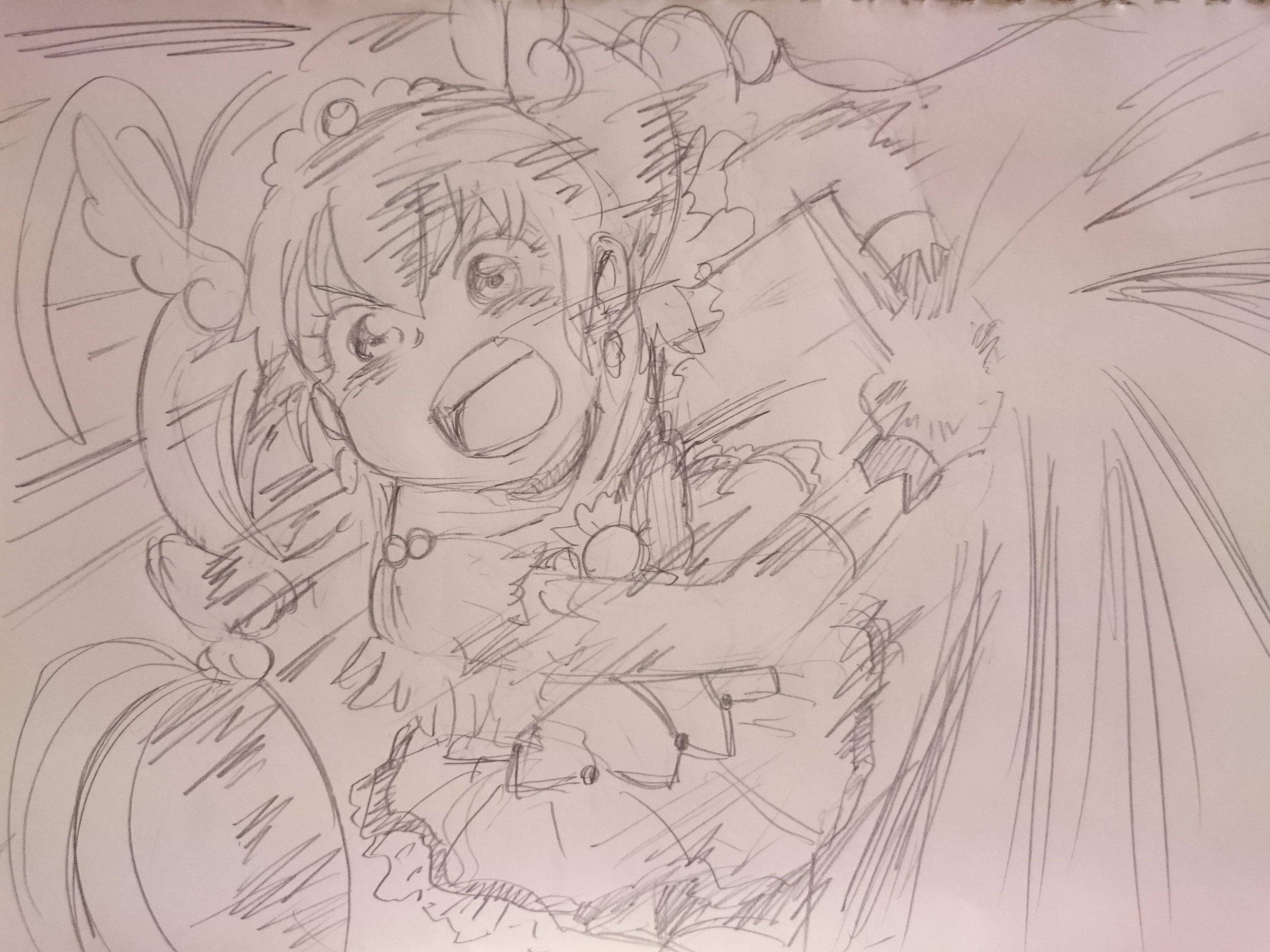 ぱいなっぷる (@pine1go)さんのイラスト