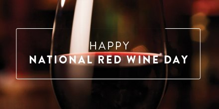 Twitter post: Not sure how to celebrate #RedWineDay ? Our…Read more. Opens full post in an overlay