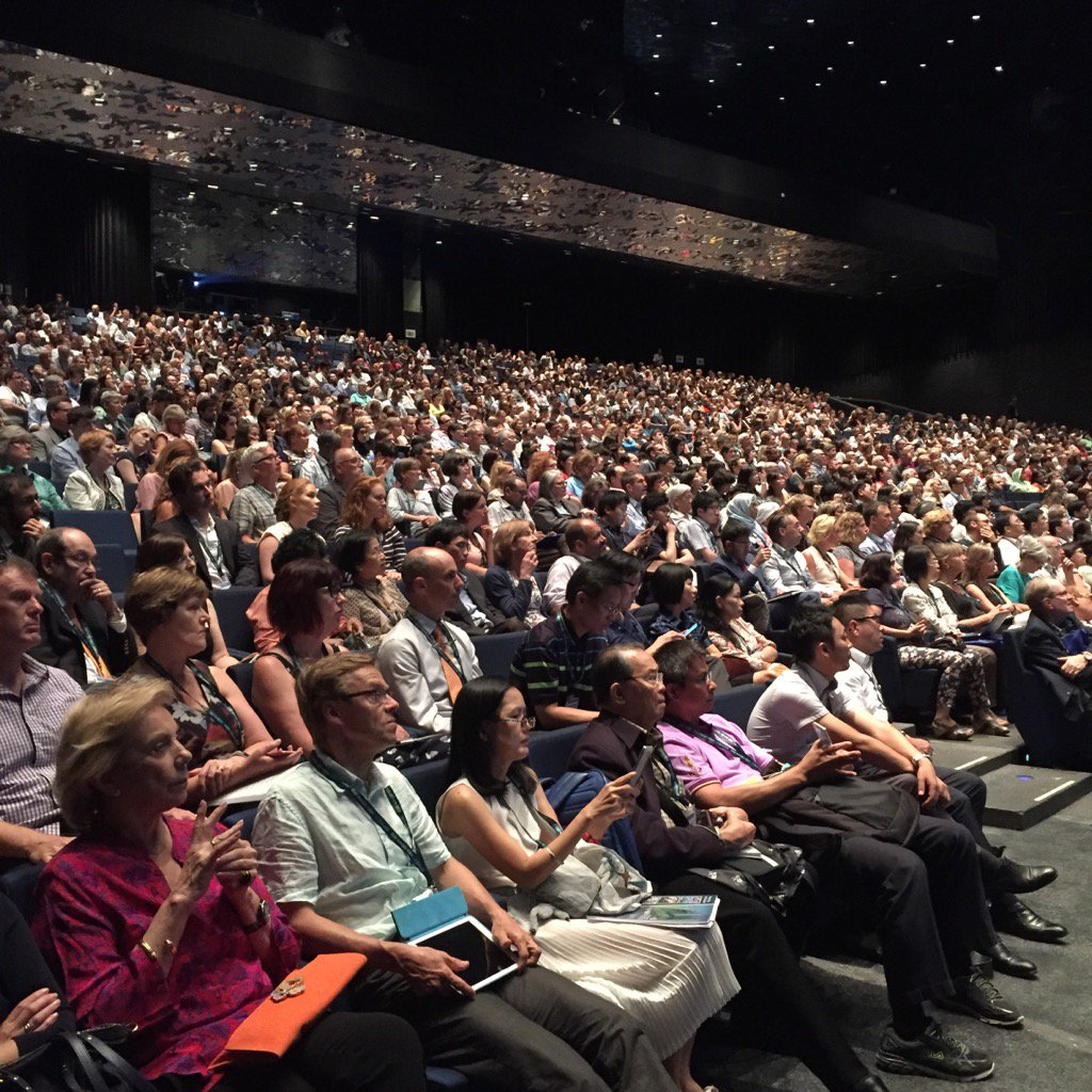 #amee2016 full house for Graham Brown-Martin @GrahamBM https://t.co/KQhk6PD2TA