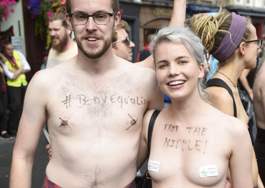 Free the nipple zara