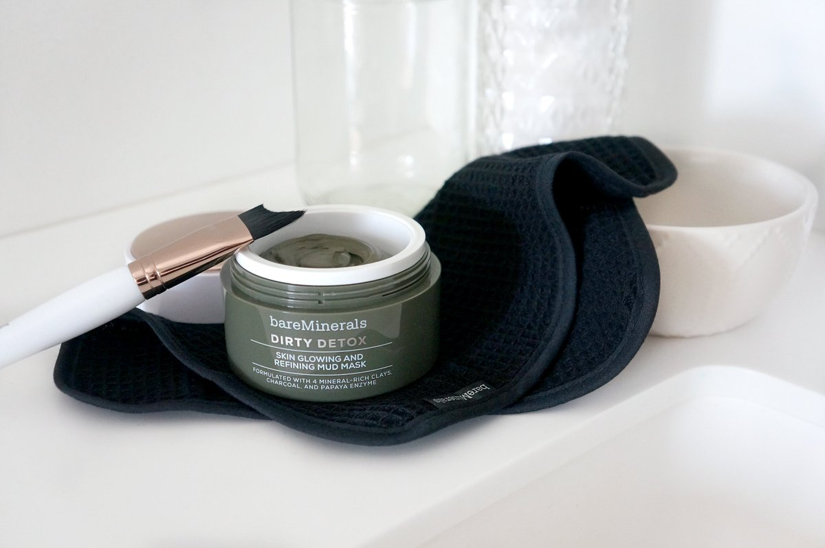 Dirty Detox Skin Glowing & Refining Mud Mask by bareMinerals #3