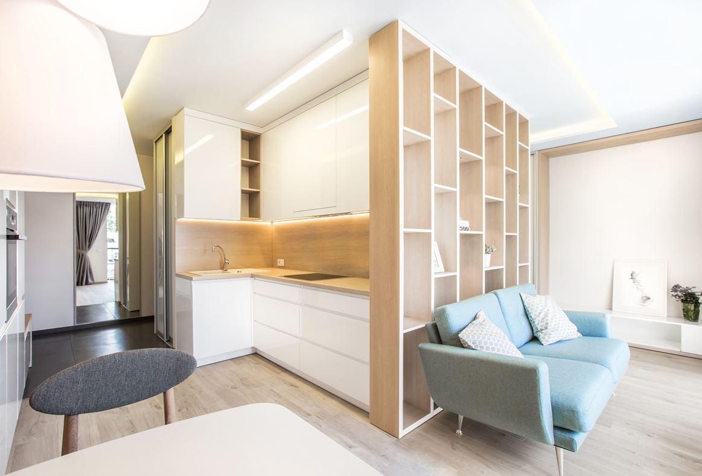 Archilovers On Twitter Small 40 Sqm Apartment Vilnius Gintare Jarmalaviciute More At Https T Co Bcmhbf8l5n Interiordesign