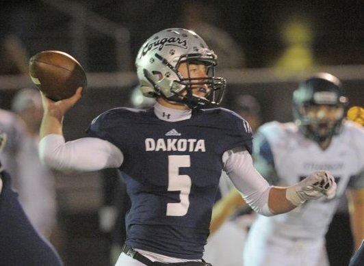 Goricki: Dakota QB dazzles while taking down OLSM @DavidGoricki