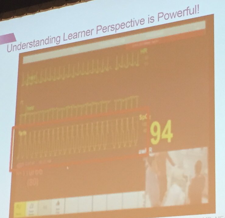 tech: helpful for figuring out learner issues, eg not wrong rhythm but misread monitor @dhsalz13 @NU_FAME #meded https://t.co/NGy1LsVx1E