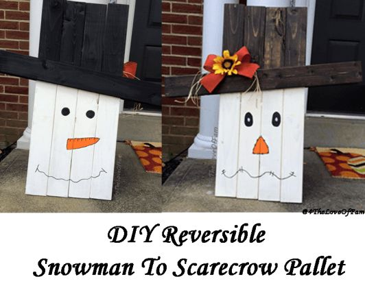 What do you do with a pallet? Make 36 pallet craft projects!