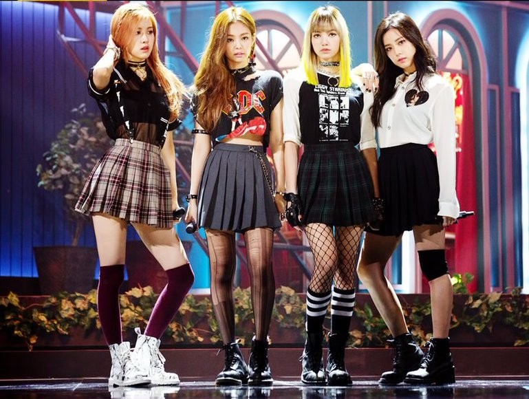 superb blackpink performance outfits video
