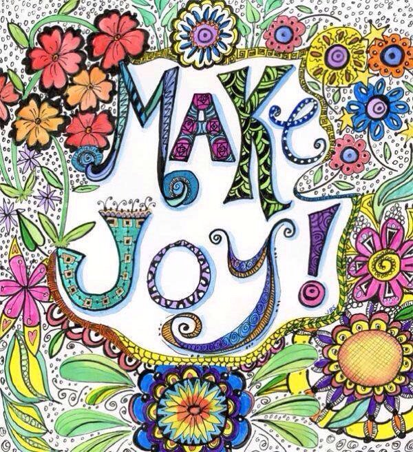 Joy is #Laughter-  Joy is #Silliness-  Joy is #Fun-  MAKE #JOY!   #JoyTrain #Love #Kindness #MentalHealth #Mindfulness #Quote #GoldenHearts #IAM #ChooseLove #kjoys00 #TuesdayMorning #TuesdayThoughts #TuesdayMotivation RT @bfscribner