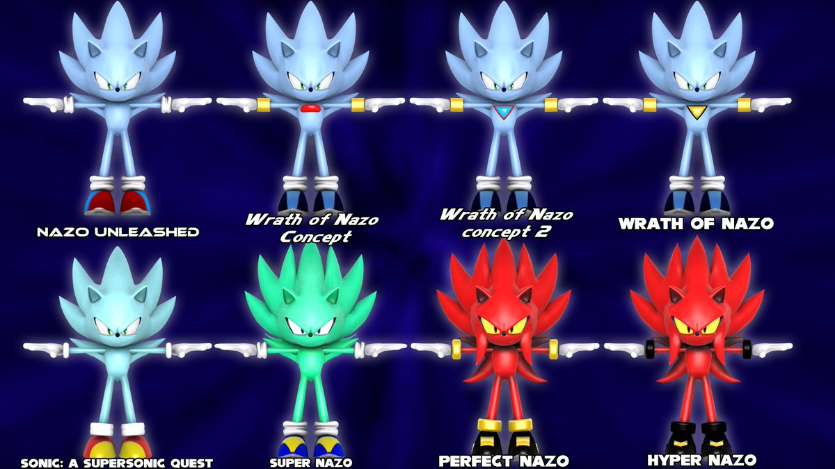 nibroc rock on twitter as for unleashed nazo s 10th anniversary i