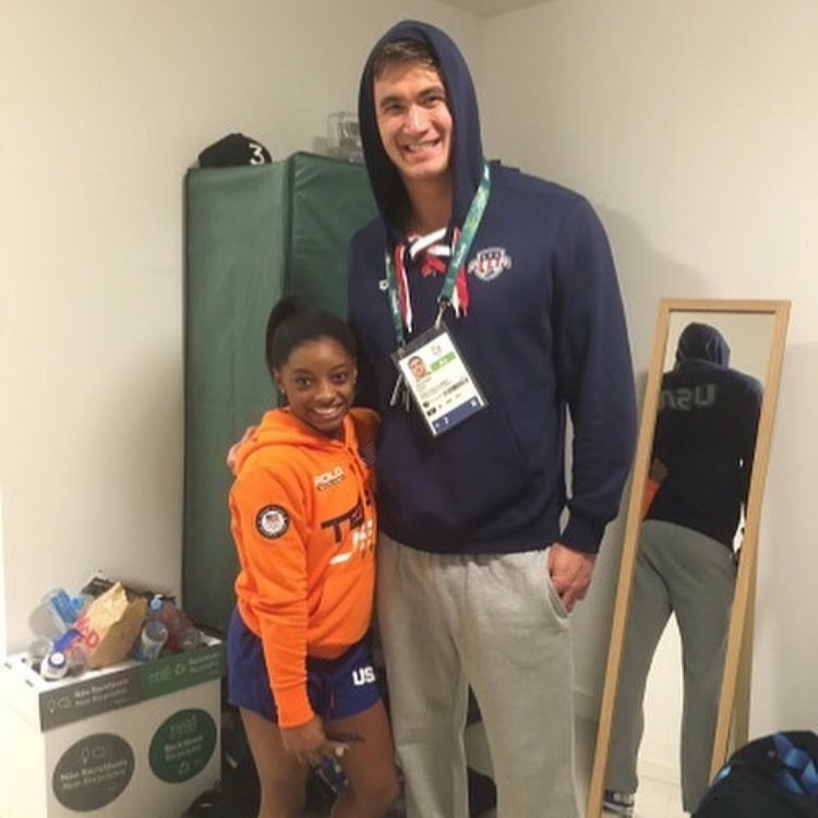 Congrats @Simone_Biles on your win today!! https://t.co/hi9aUglGNV