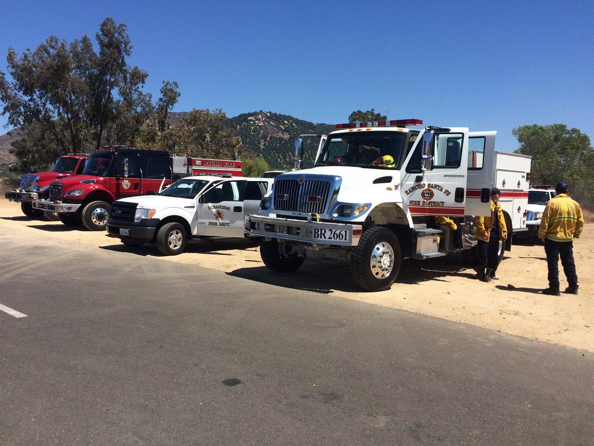 Rancho Santa Fe Fire Rsf Fire Twitter