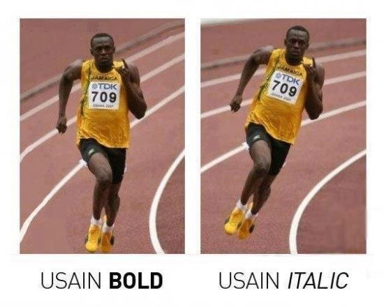 Design Humor #Typography #Olympics2016 https://t.co/PbFAjBir4s