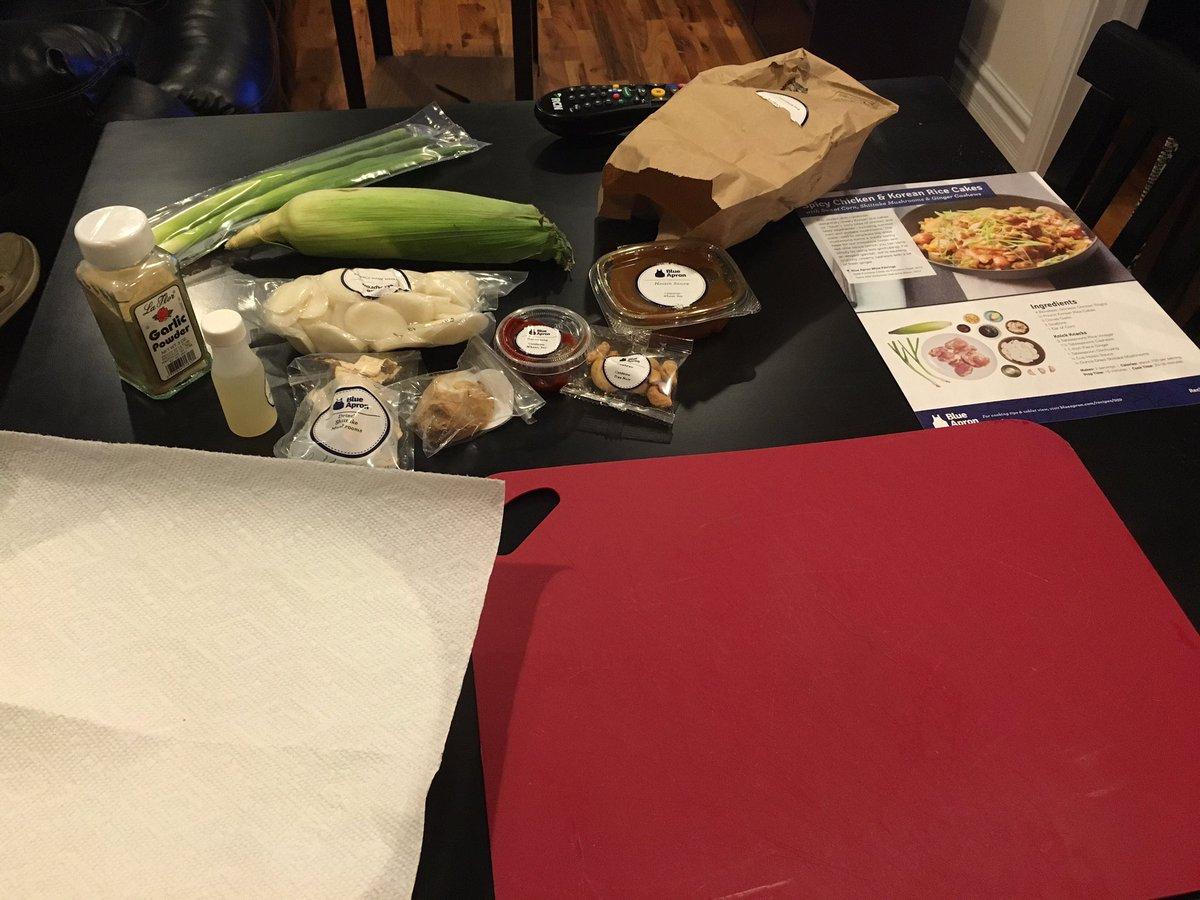 Blue apron podcast code - Likes 4