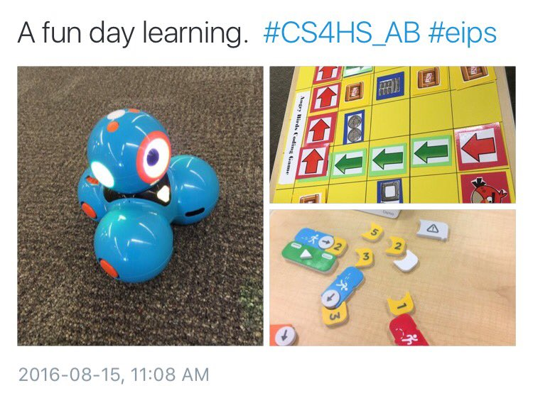 Some of the things I shared 😬 #KidsCanCode Someone tweeted this out https://t.co/6LgievwLx5