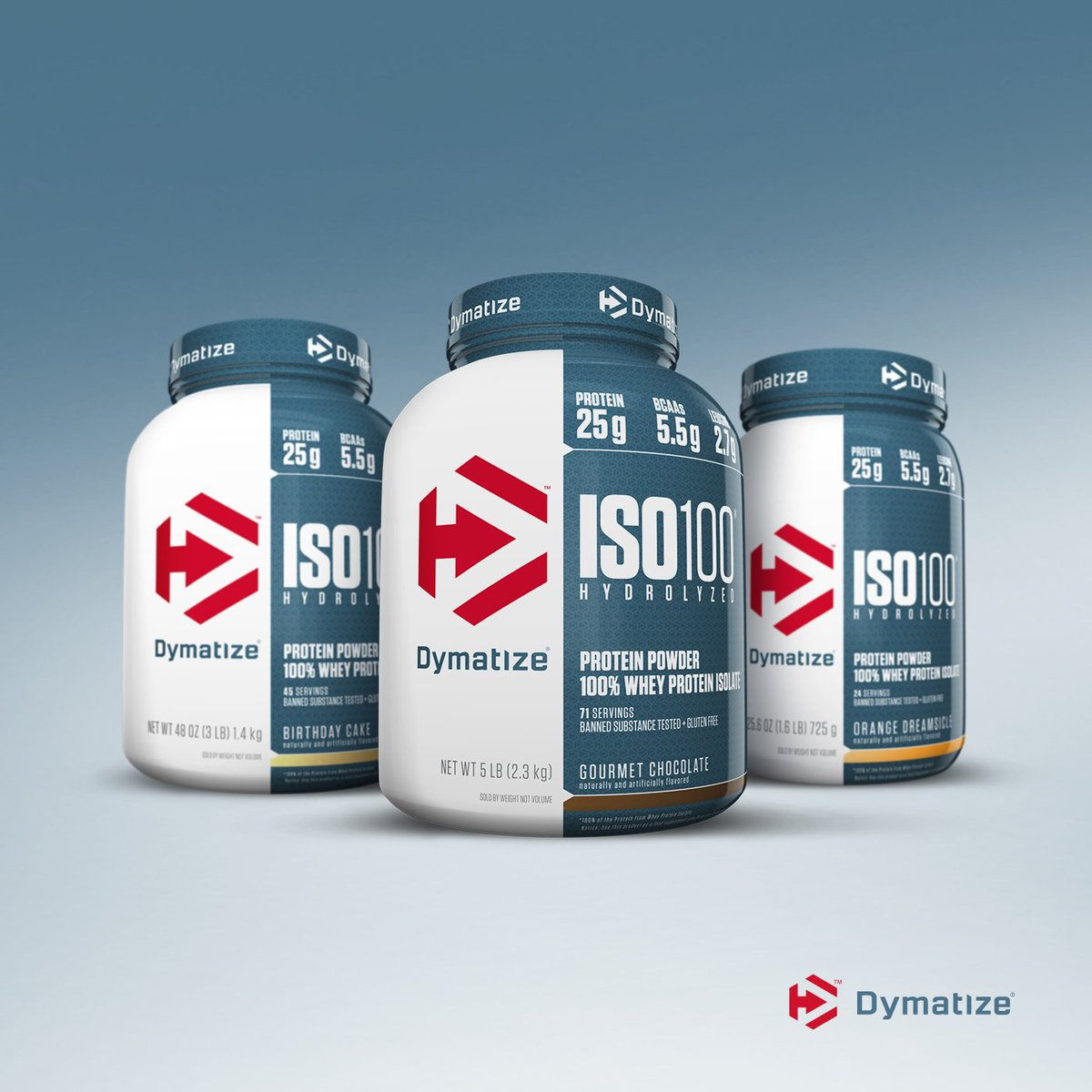Dymatize On Twitter Be One Of The 1st To Get Iso 100 In New
