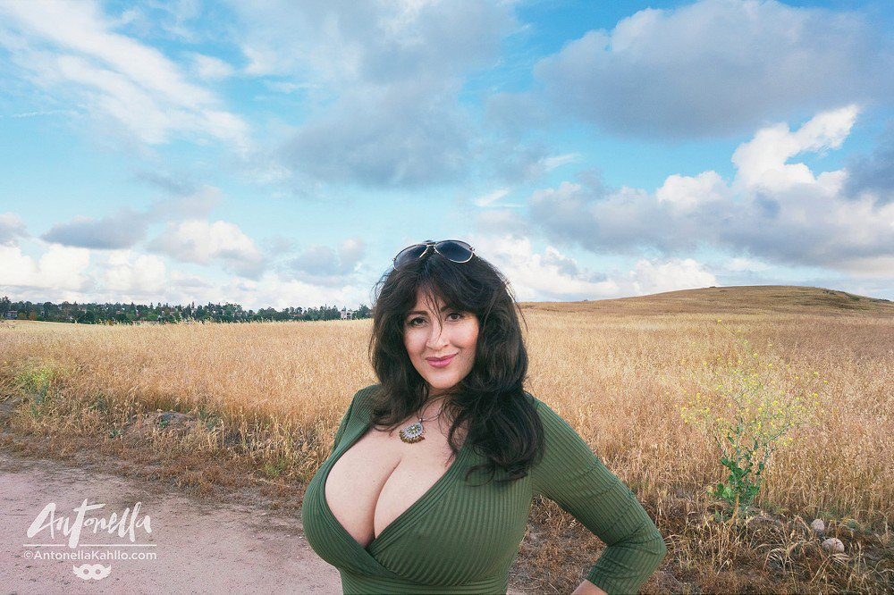 Big Floppy Irish Girl Tits