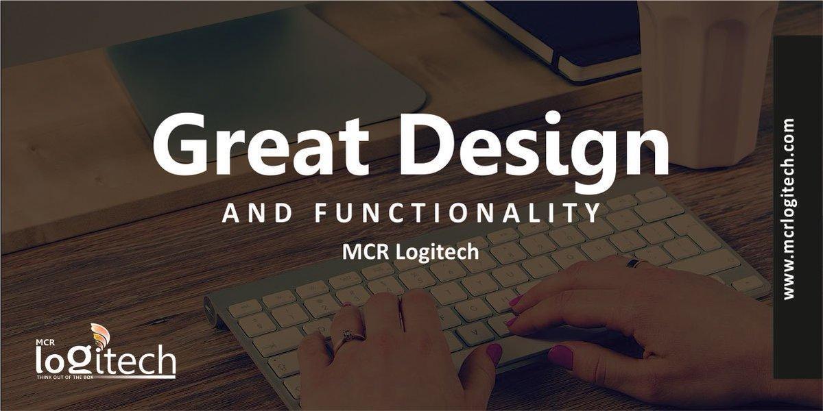 Great Design and Functionality- MCR Logitech  Read More @   http:// mcrlogitech.com/our-services.p hp &nbsp; …  #mcrlogitech,#BestWEBHOSTING #SEO<br>http://pic.twitter.com/ySArhpviKq