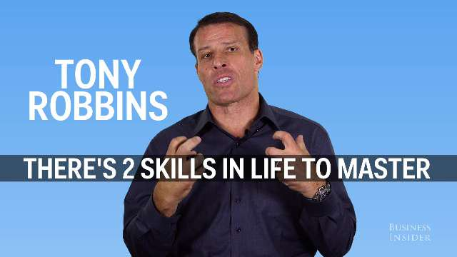 .@TonyRobbins: Your happiness depends on mastering these 2 skills #InternationalDayOfHappiness