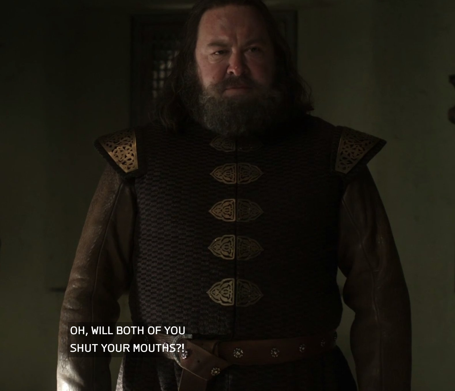 Cersei and Ned immediately start bickering, like a couple of jealous sisterwives and Robert finally loses his shit! https://t.co/h6CxcmmtTF